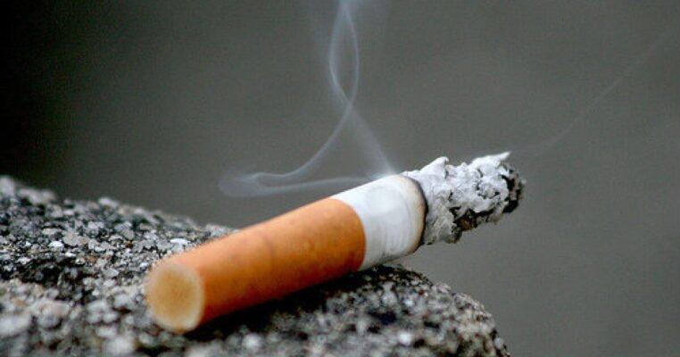 effect cig smoke