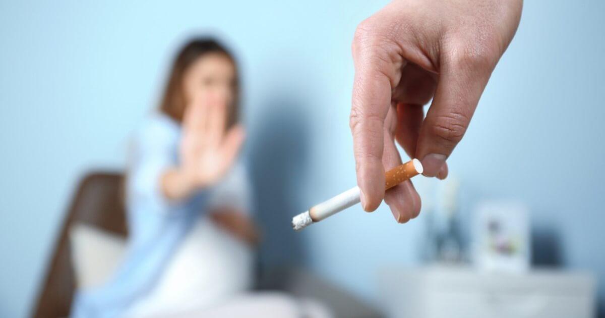 smoke affects pregnant