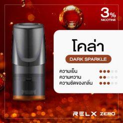 RELX Zero Classic Pod Flavor Dark Sparkle Cola